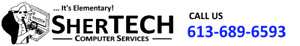 SherTECH Computer Repair Services - Belleville, ON