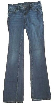 Skinny Jeans Tall Boots - THE LIMITED 678 LOW Rise SKINNY Boot Cut Jeans Women's Size 2 Tall