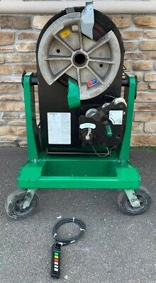 Greenlee 855 Smart Bender 12-2 Emt Imc Rigid Electric Pipe Bender 855 555