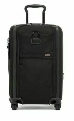 TUMI ALPHA 3 INT CARRY ON DUAL  ACCESS WITH GARMENT BAG