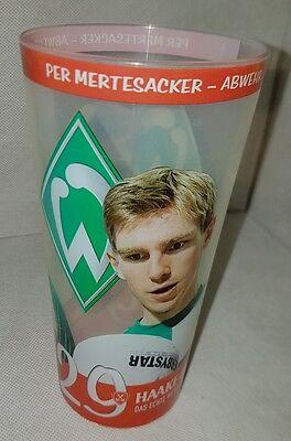 Werder Bremen Stadion Becher Per Mertesacker
