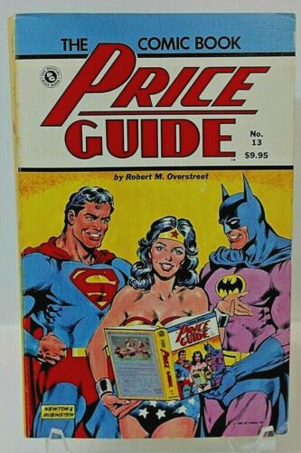 The Overstreet Comic Book Price Guide   #13. 1983