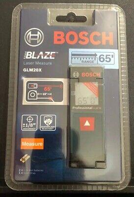Newbosch Blaze Glm 20 X 65ft Laser Measure