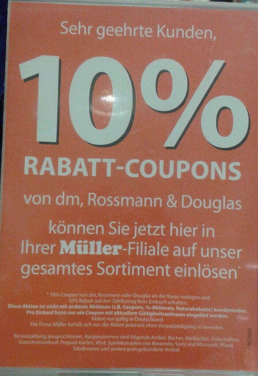 Dm rossmann coupons