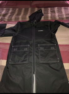 Brand new Stussy Long Parka Windbreaker