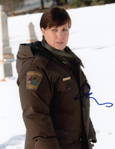 Allison Tolman Fargo signed 10x8 photo AFTAL & UACC [16761] Signing Details COA