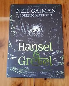 Hansel & Gretel by Neil Gaiman Blaxland Blue Mountains Preview