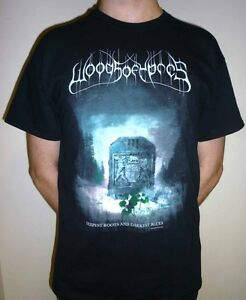 Woods-Of-Ypres-Woods-III-The-Deepest-Roots-and-Darkest-Blues-T-shirt-NEW