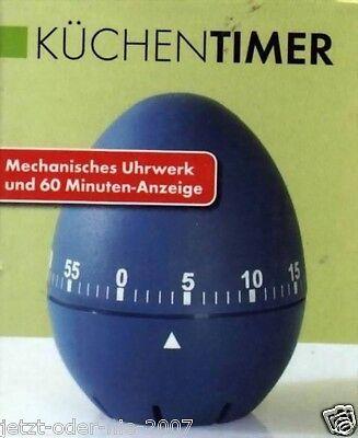 Küchen Eier uhr Timer als Ei Form 60 Minuten Anzeige  (Ei-form Kuchen-form)