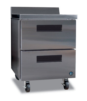 Hoshizaki Worktop Refrigerator Model-crmr27-wd