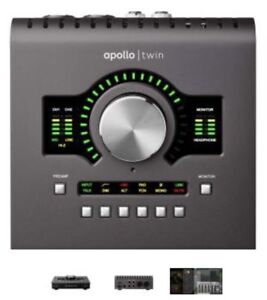 LOOKING FOR APOLLO TWIN Mkll SOLO or DUO