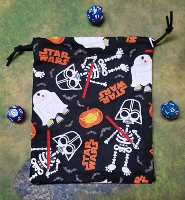 Star Wars Halloween Makeup (Star Wars Halloween Dice Bag, Card Bag, Makeup)