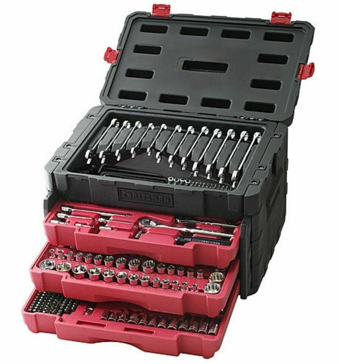 Craftsman 981080001 Mechanics Tool Set - 450 Piece