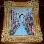 Vintage Jewelry& Fine Art Paintings