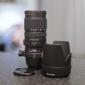 FOR SALE: Sigma 70-200mm F2.8 EX DV OS HSM CANON mount