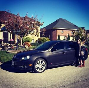 Selling 2014 RS Chevrolet Cruze