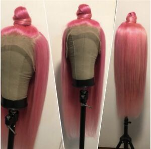 Lace front wig 100% Human Hair