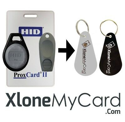 Copy Clone Apartment Hid Key Card Fob Ii Or Iii