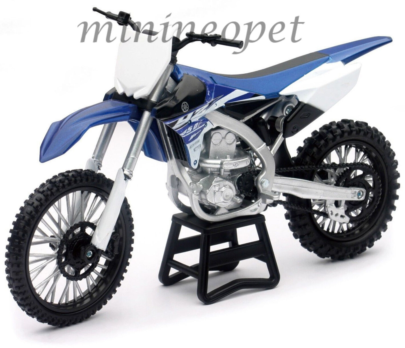 NEW RAY 57703 YAMAHA YZ 450F YZ450F MOTORCYCLE DIRT BIKE 1/1