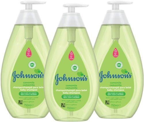 LOT OF 3 JOHNSON
