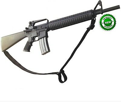 Best Rifle Slings - 2 Point Sling With FAST-LOOP Adjuster Up to 55