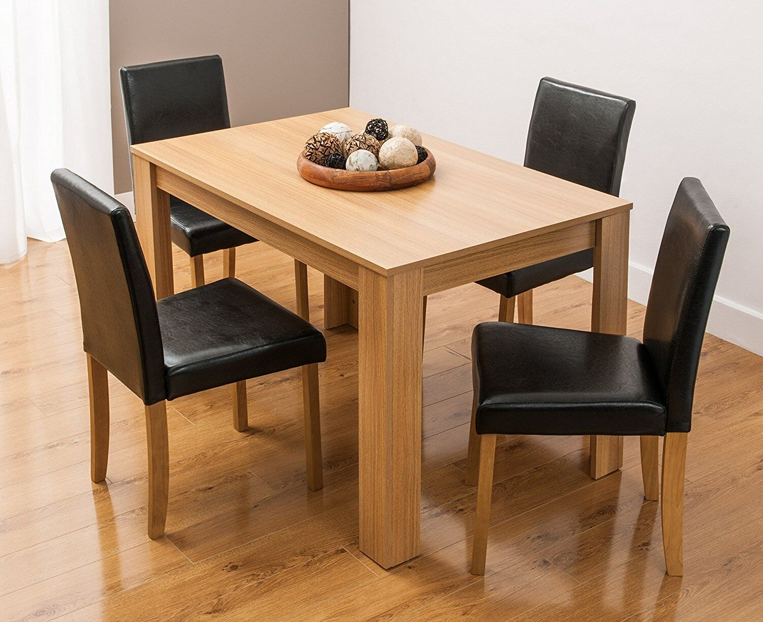 View Modern Wooden Dining Table PNG