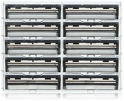 100 Personna Twin Pivot Plus Blades for both Gillette Trac II & Atra Razors