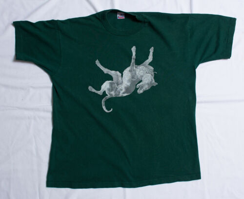 Vintage Jesus Lizard DOWN T-Shirt XL Fruit of the Loom Touch and Go