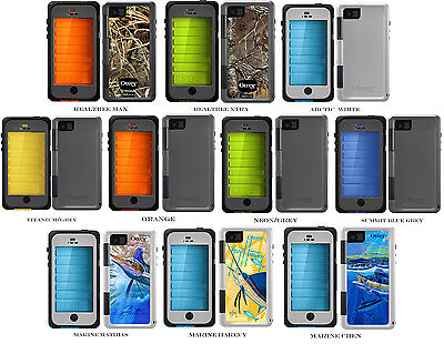 New Otterbox Armor Series Waterproof Case For iPhone 5 / 5S