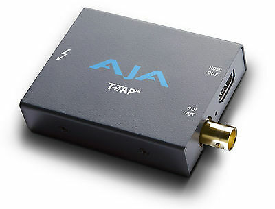 Aja T-tap Thunderbolt Powered Sdi And Hdmi Output