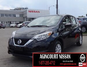2018 Nissan Versa Note 1.6 SV NOT A RENTAL|HEATED SEATS|BACK...
