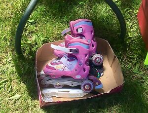 Disney princess rollerblades that turn into skates