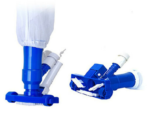Above-ground & Inflatable Pool Jet Vacuum Cleaner (Use with a Telescopic Pole)