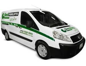 5 x 2012 Fiat diesel Scudo Vans Malaga Swan Area Preview