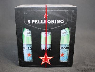 S. Pellegrino Mineralwasser Notizbuch Notizblock  Notizen NEU & OVP