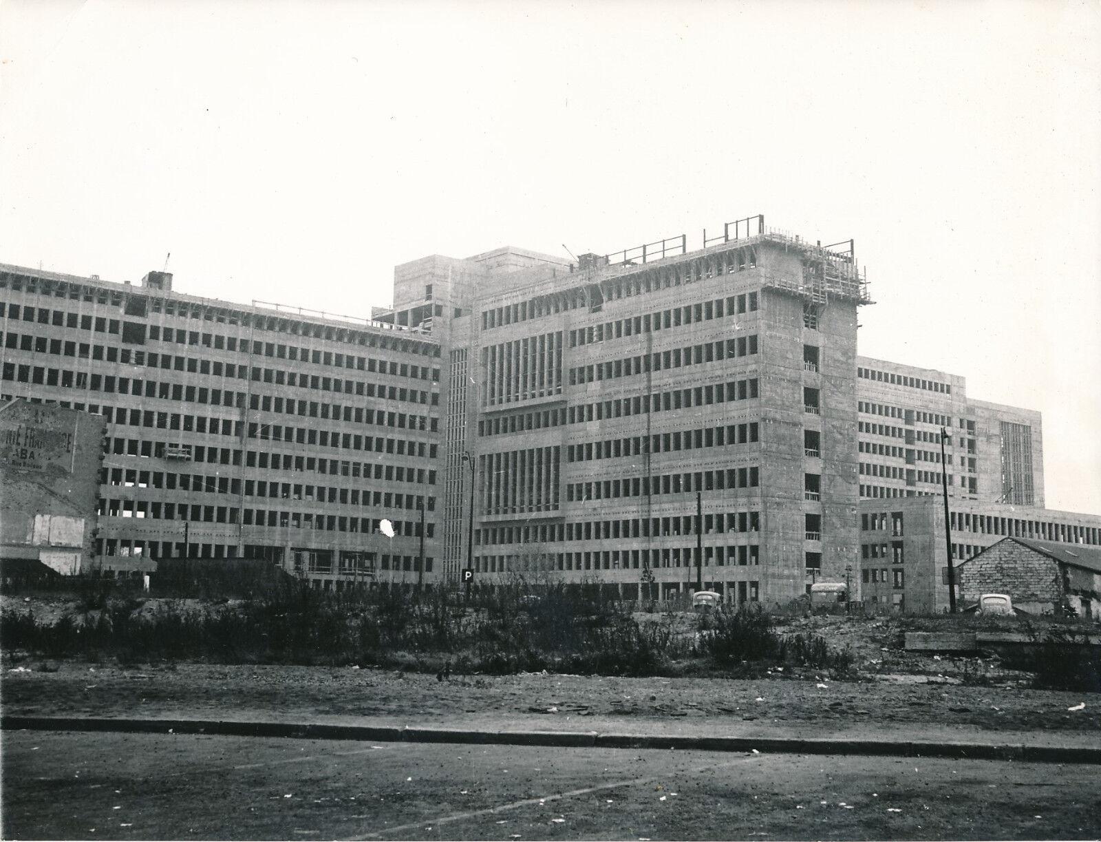 NANTES c. 1950 -  La Faculté et l'Hôpital  Loire-Atlantique  - Div 7874
