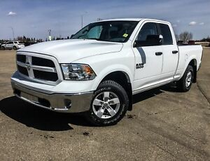 2018 Ram 1500 Outdoorsman with TRAILER HITCH