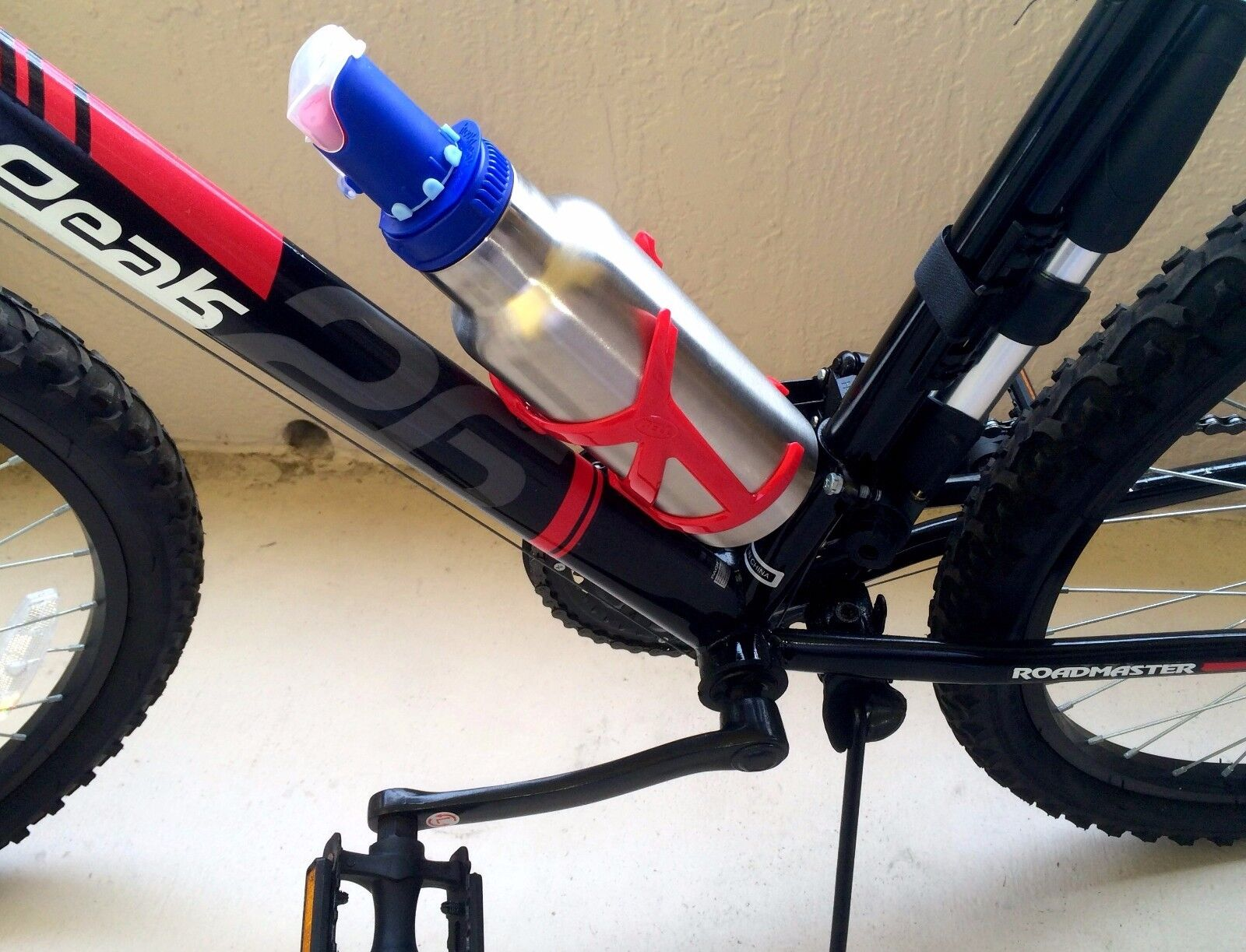 BestBottleEver™ for Bicycle Spinning Bike Ride