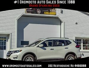 2019 Nissan Rogue SV ALL WHEEL DRIVE,16000 KM