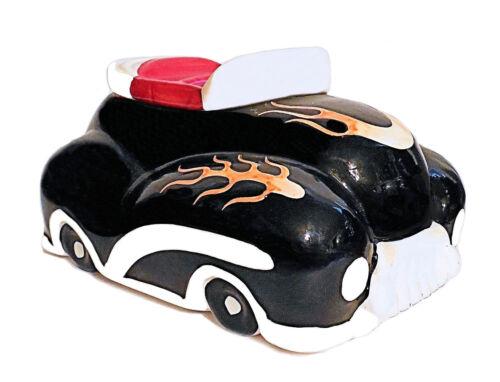 Vintage Coker Tire Company Convertible Car Cookie Jar 1990