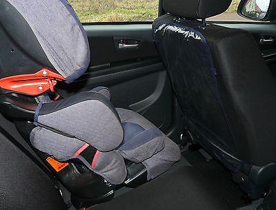 SCHUTZFOLIE Rückenlehnenschutz f.Autositz Sitzschutz Schutzbezug universal °NEU°