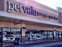 Pet Valu Clayton Park looking for Part Time Staff