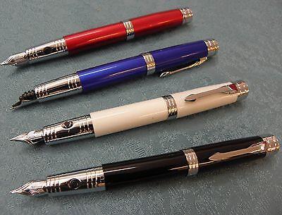 4 Kugelschreiber Attrappe mit Feuerzeug und Led Funktion Lampe MEGA Preis