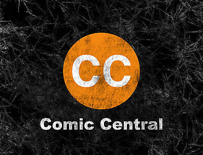 Comic Central Warehouse