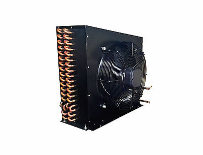 New Condenser Coil With Fan For 2 Hp Condensing Unit 22l X 12d X 18h