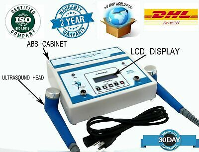 Physio Original13mhz Ultrasound Ultrasonic Therapy Machine For Pain Relief Unit