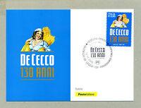 De Cecco Cartolina Filatelica 2016 -  - ebay.it