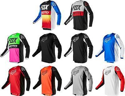 Fox Racing 180 Jersey - MX Motocross Dirt Bike Off-Road ATV MTB Mens Gear