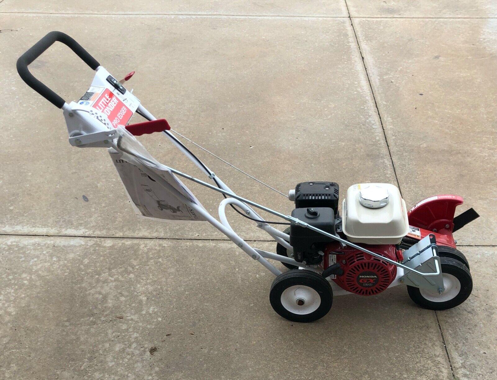 new pro edger 4 hp honda gas
