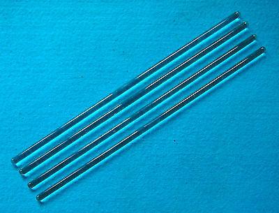 Glass Stirring Rodstir Barstirrer Mixerlength 300mmdiameter 6-8mm4 Pcslot